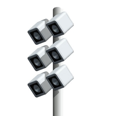 Architectural Floodlighting Array