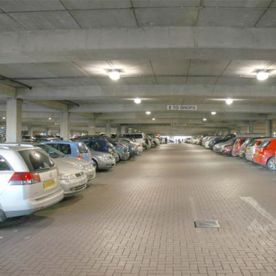 Interior Carpark lighting