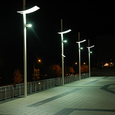 Exterior Indirect Lighting