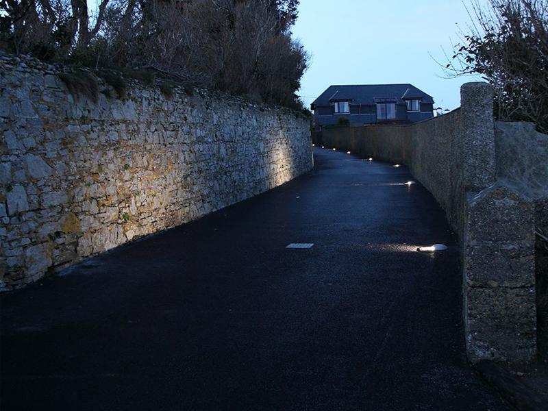 Pathway Lighting Recessed Ireland By Veelite