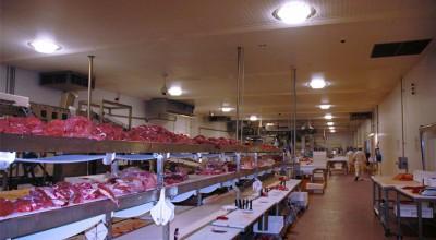 Food Industry Lighting