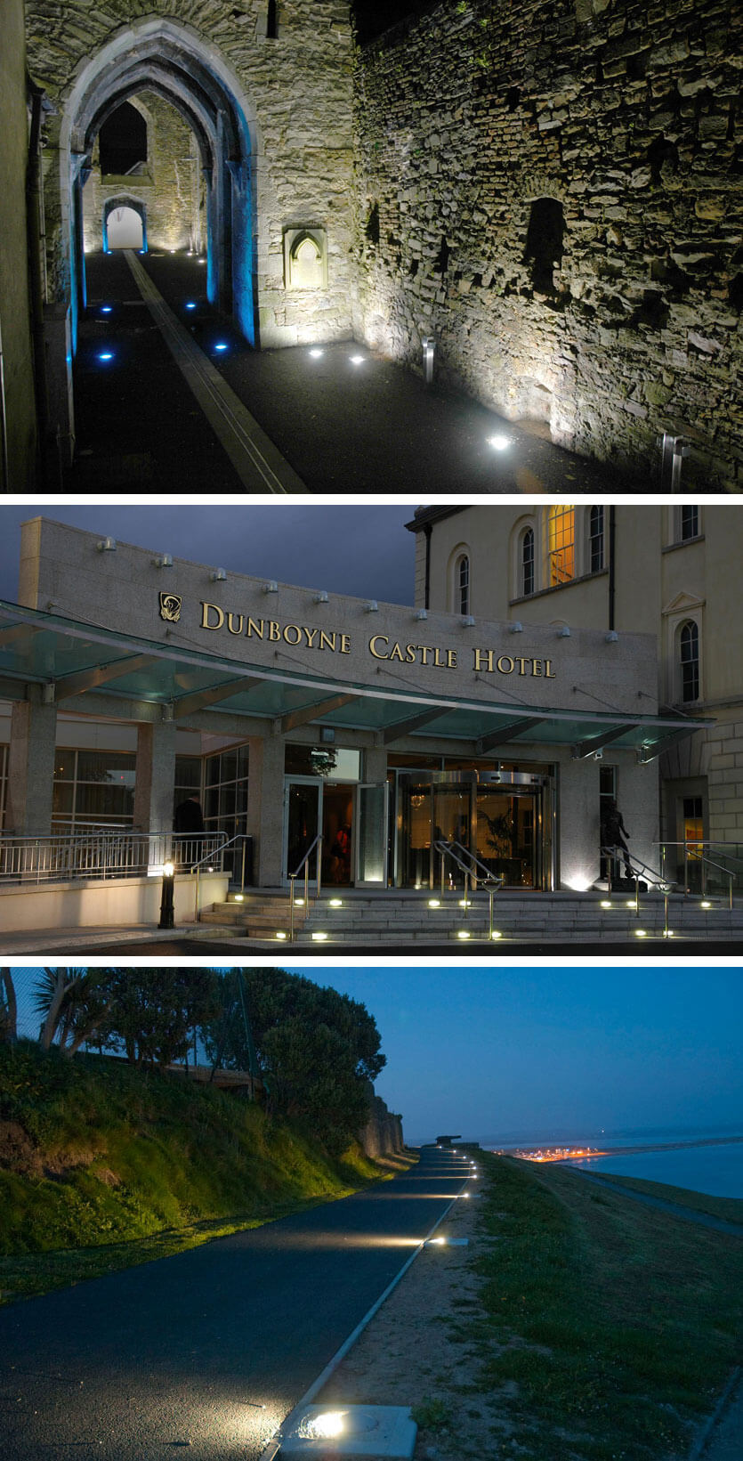 External Architectural Lighting