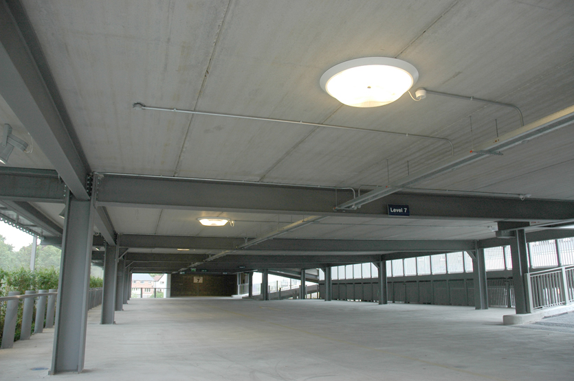 Internal Car park Lighting