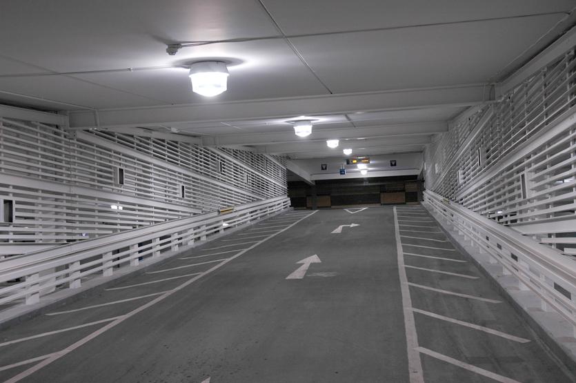 Multi-storey car park Lights