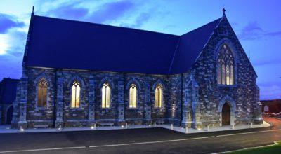 Floodlighting of Church