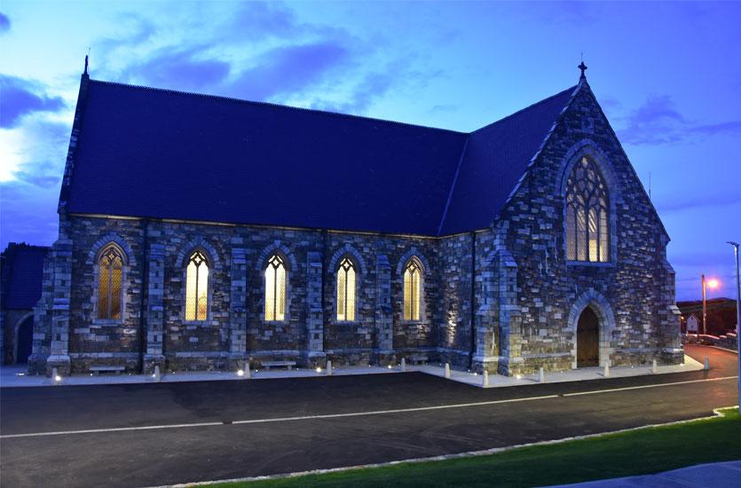 Church Floodlighting