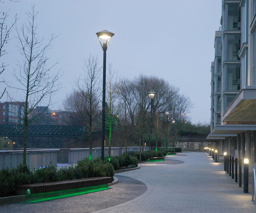 Clancy Quay Lighting