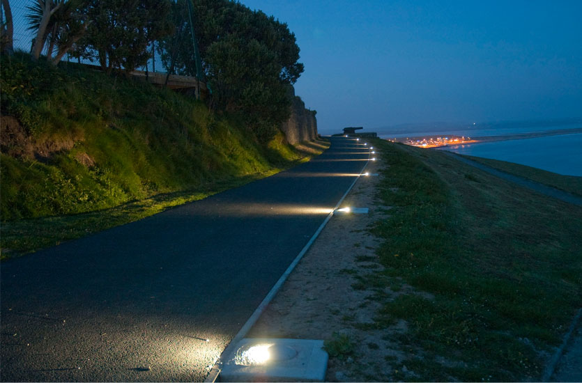 Inground pathway lights led ireland by veelite for In ground walkway lights