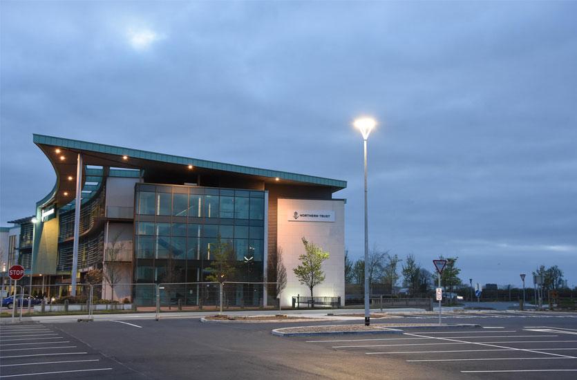 Large Area Car Park lighting