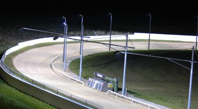 Greyhound Stadium Lighting