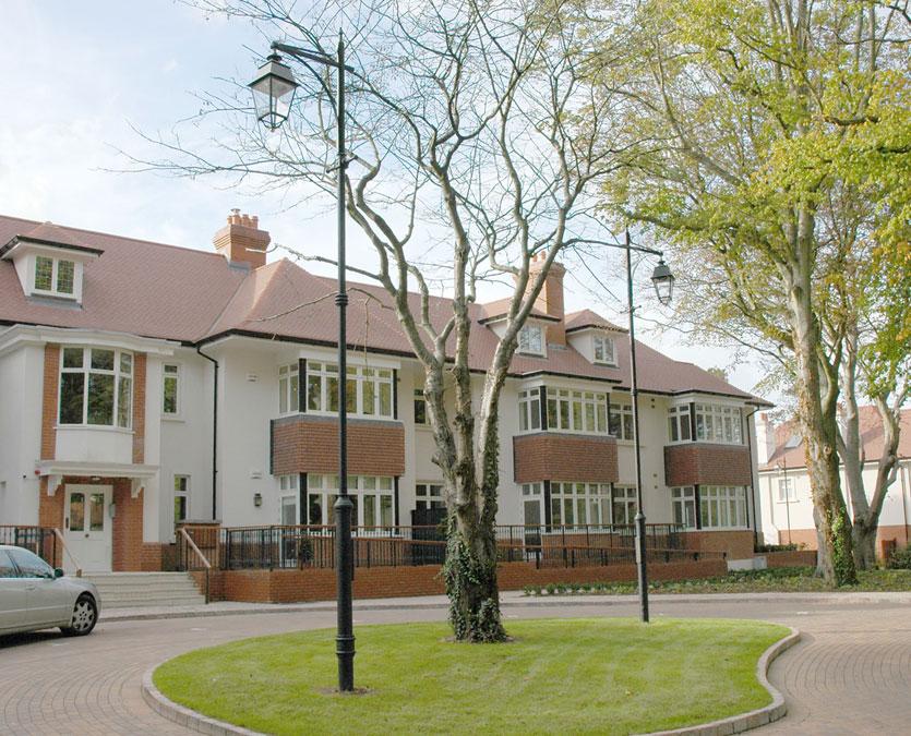 Residential Estate Heritage Lights