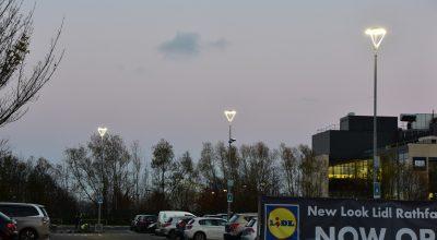 External Carpark Lighting