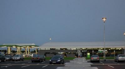 Motorway Service Station Lighting