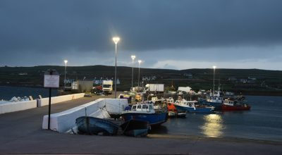 Harbour-lighting