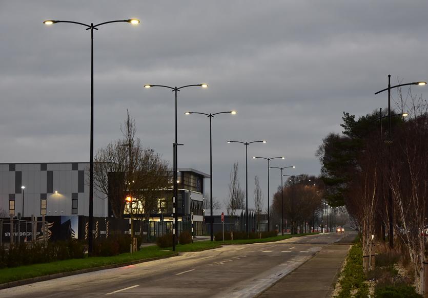 Decorative Street lights