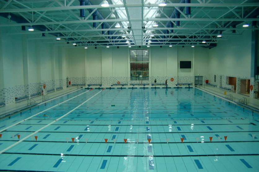 Lighting of Swimming Pool