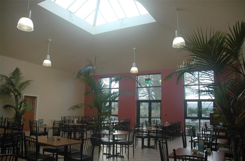 Cafe Pendant lights