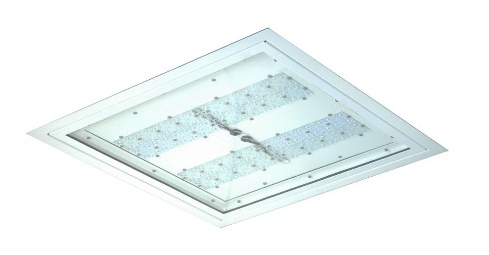 Square Recessed LED Light