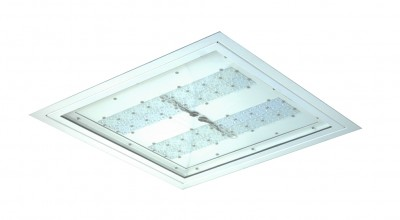 Square Recessed LED Light