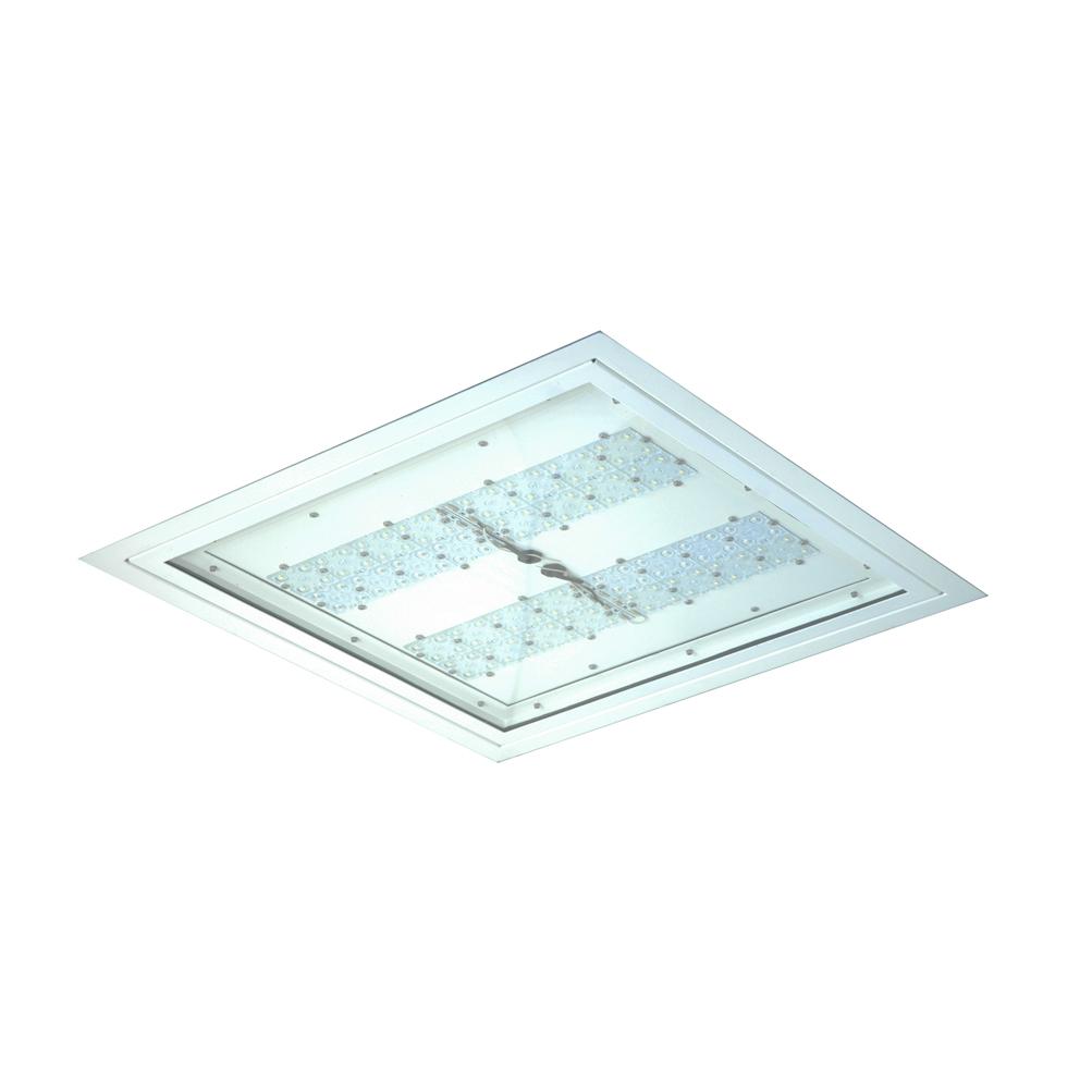 Square Recessed LED Light Ireland By VeeLite