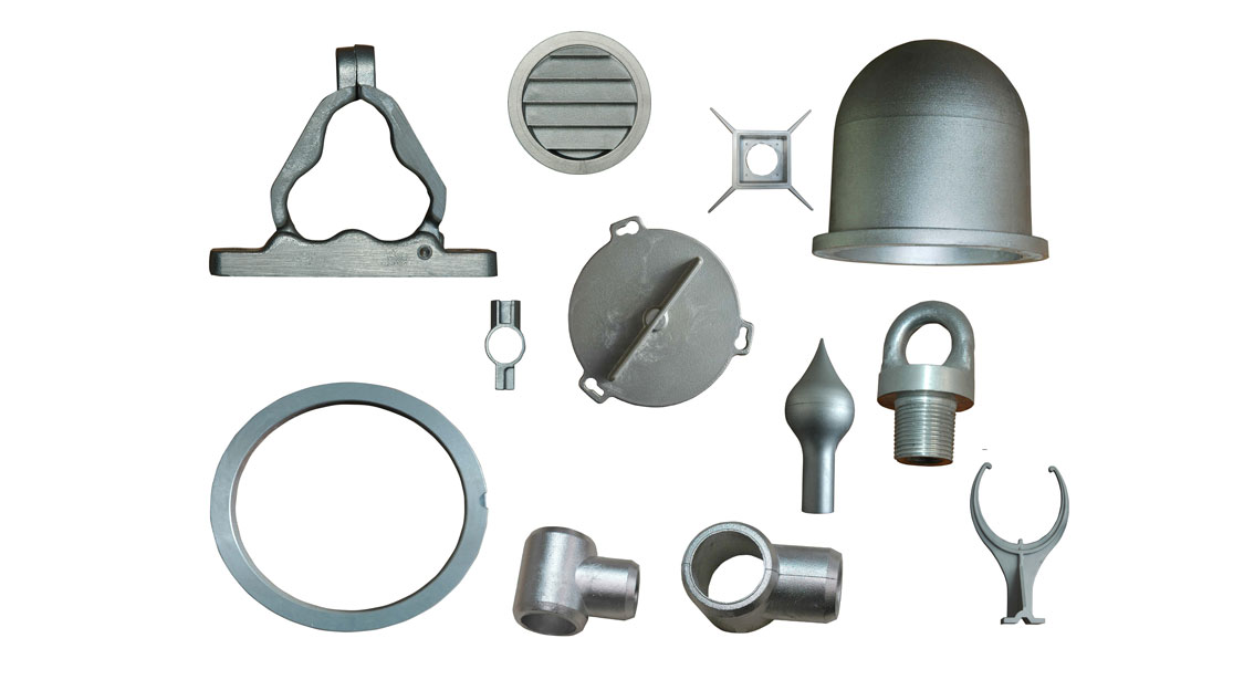 Die-Cast Aluminium