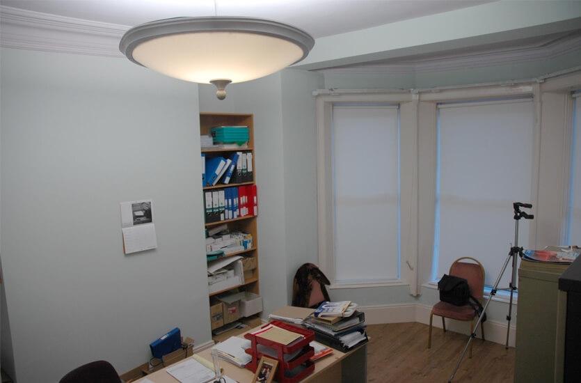 Indirect Pendant Lighting