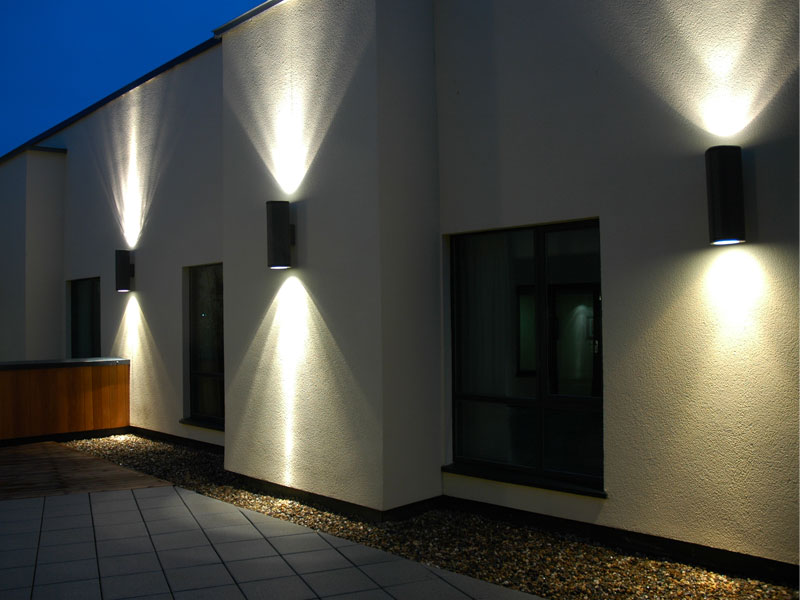 Led Wall Uplighter Downlighter Ireland By Veelite