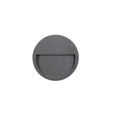 Recessed or Surface Mounted LED Wall Light