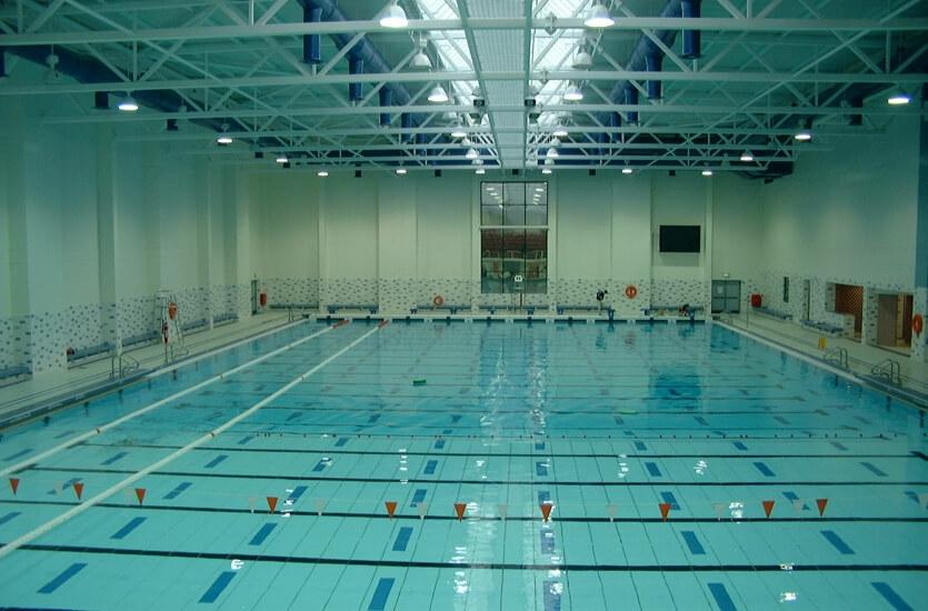 Swimming pool lighting sports lighting ireland by veelite - Swimming pool lighting requirements ...