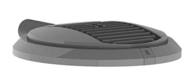LED Streetlight with Heat Fins